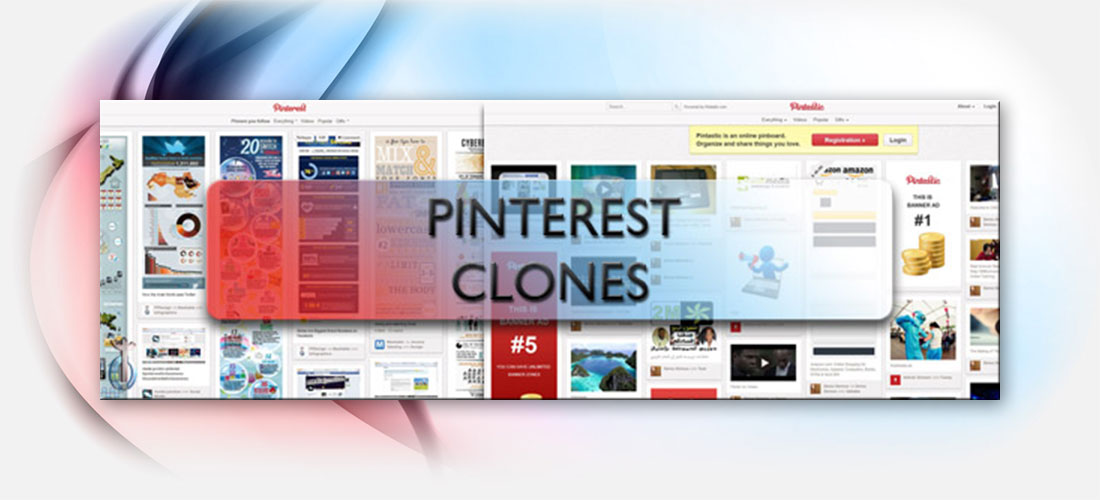 10 Best Pinterest Clones Themes